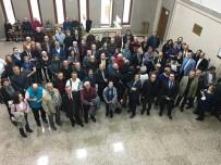 DURSUN ÇIÇEK - Balyoz Davası Başkanı FETÖ'den Hakim Karşısında