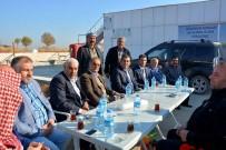 BENZİN İSTASYONU - Başkan Atilla'dan Hayırlı Olsun Ziyareti