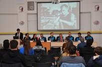 MEHMET KALE - 'Beton Adamlar' Anadolu Üniversitesi'nde Öğrencilerle Buluştu