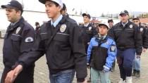 ENGELLİ ÖĞRENCİ - Bir Günlüğüne Polis Oldular