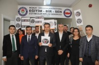 Cizre'de Eğitimcilerden Okul Müdürünün Öldürülmesine Tepki