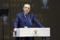 SAVAŞ HELİKOPTERİ - Cumhurbaşkanı Erdoğan Açıklaması 'Batı İçin Bir İnsanın Ölümü Trajedi, Bir Milyon İnsanın Ölümü İstatistik'