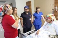 KARACİĞER AMELİYATI - Dev Boyutlara Ulaşan Tümör 5 Saatlik Ameliyat İle Temizlendi