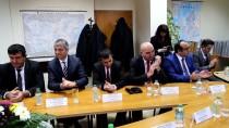 EDİRNE VALİLİĞİ - Edirne Ve Razgrad Arasında İş Birliği Protokolü