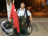 AKÜLÜ ARABA - Engelli Dostu Gurbetçi 63 Yaşında Vefat Etti