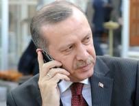 Erdoğan'dan kritik görüşme: Endişeliyiz