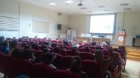 SOSYOLOG - 'Ergenlik Sorunu İle Siber Ve Akran Zorbalığı' Konulu Konferans