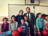 AHISKA - Erzincan Barosu Çocukları Sevindirdi