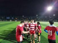 MUSTAFA AYDıN - Eskişehir Aqua Rugby İlk Hafta Maçında Galip