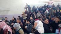 SEYAHAT YASAĞI - Filistinli Öğrenciler Mısır'ın Yasağını Protesto Etti