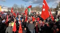ORTODOKS - Fransa'da Trump'ın Kudüs Kararı Protesto Edildi