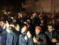 İGOR TUDOR - Galatasaray taraftarından havaalanı ve Florya'da protesto
