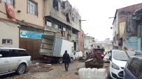 YÜKSEK GERİLİM - Gaziosmanpaşa'da Buhar Kazanı Patladı Açıklaması 2 Yaralı