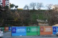 KARAYOLU TÜNELİ - Gaziosmanpaşa Tünel Projesi İle Trafik Rahatlayacak