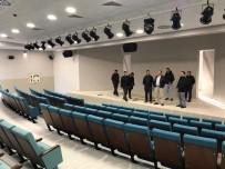 ARSLANBEY - Genelsekreter Bayram, Arslanbey Kültür Merkezi'ni İnceledi