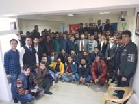 TÜZÜK DEĞİŞİKLİĞİ - Geredeli Gençler Ankara'da Buluştu