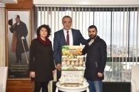 KOOPERATİFÇİLİK - Girişimciler, Başkan Karaçoban'la 'Sultaniye Üzümü'nü Görüştüler