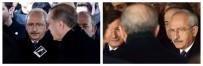 MESUT YILMAZ - Kılıçdaroğlu'nun bakışları yine yakalandı