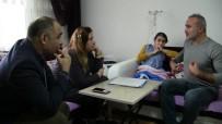 İpe Bağlı Yaşayan Engelli Genç Kız 13'Üncü Ameliyatını Olacak