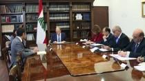 LÜBNAN CUMHURBAŞKANI - 'İsrail, Lübnan Sınırını 11 Bin Defadan Fazla İhlal Etti'