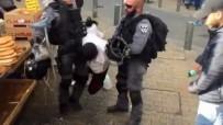 BEYTÜLLAHİM - İsrail Zulmü Açıklaması Bacağı Kırık Genci Böyle Götürdüler!