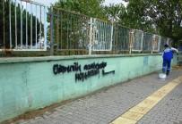 ALIKAHYA - İzmit Belediyesi Fen İşleri Yoğun Çalışıyor
