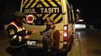 OKUL SERVİSİ - Jandarmadan Servis Araçlarına Denetim