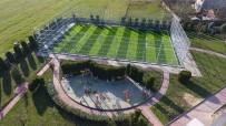 UZUNTARLA - Kartepe'de 3 Çim Spor Sahası Hizmete Girdi