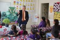 FAIK ARıCAN - Kaymakam Faik Arıcan'dan Okul Ziyaretleri