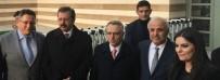 RıFAT HISARCıKLıOĞLU - Kdz. Ereğli TSO Yönetimi Ankara'da Temaslarda Bulundu