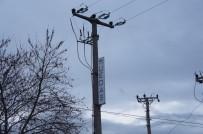 OKÇULAR - Lapseki'de Elektrik Kesintisi
