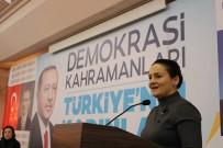 KARAKAYA - Manavgat AK Parti Kadın Kolları'nda Şeyda Ünal Karakaya Güven Tazeledi