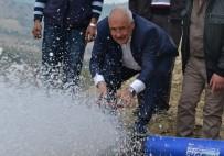 SOĞUK HAVA DEPOSU - Mersin'de 'Hizmet Tanıtım Programı' Sona Erdi