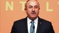 SAYIŞTAY - Mevlüt Çavuşoğlu: Almanya'yı saf dışı bıraktık