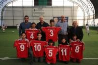 GÖKTEPE - Minikler Futbol Turnuvası Başladı