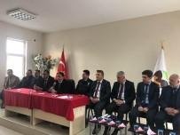 MEHMET KıLıÇ - Mutki'de 'Halk' Toplantısı