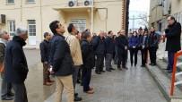KAYMAKÇı - Nazilli'de Öğretmenlerden 'Şiddete Hayır' Açıklaması