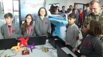 LİSE ÖĞRENCİSİ - Öğrenciler Atık Malzemelerden Drone Üretti