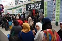 PELIN ÇIFT - Osmaniye Belediyesi 2. Kitap Fuarı Sona Erdi