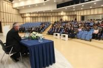 İKTISAT - SDÜ Öğrencilerine Katılım Bankacılığı Konferansı