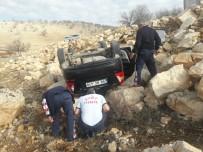TİLLO - Siirt'te Trafik Kazası Açıklaması 4 Yaralı