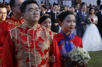 SRI LANKA - Sri Lanka'da 50 Çinli Çift Toplu Törenle Evlendi