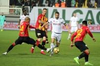 CEM SATMAN - Süper Lig Açıklaması Göztepe Açıklaması 1 - Atiker Konyaspor Açıklaması 0 (İlk Yarı)
