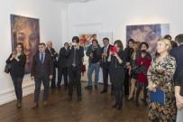 ARIA - Türk Ressamın Eserleri, Londralı Sanatseverlerle Buluştu