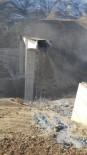BEĞENDIK - Türkiye'nin En Büyük 'Konsol Viyadüklü Asma Köprüsü' Çöktü