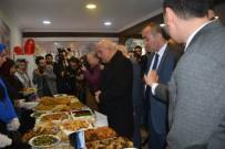 SINOP VALISI - Ülkelerine Özgü Yemekleri Tanıttılar