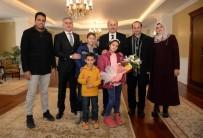 ERZURUM VALISI - Vali Azizoğlu Açıklaması 'İslam Barış Dinidir'