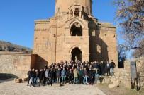 AKDAMAR ADASı - Van'ın Tarihi Ve Turistik Mekanları Mehmetçik'e Tanıtıldı
