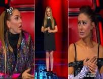 HADİSE AÇIKGÖZ - O Ses Türkiye'de Yıldız Tilbe'nin İngilizce ile imtihanı
