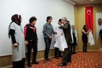 KAZANKAYA - YYÜ'de 'Beyaz Önlük Giydirme' Töreni